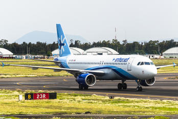 XA-EBA - Interjet Airbus A320