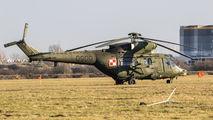 0909 - Poland - Army PZL W-3 Sokół aircraft