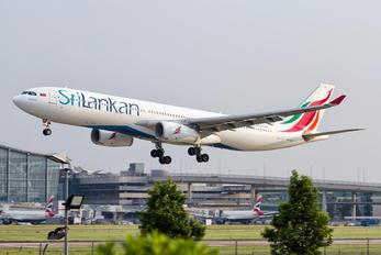 4R-ALO - SriLankan Airlines Airbus A330-300