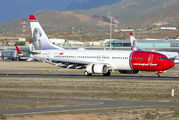 EI-FJS - Norwegian Air International Boeing 737-800 aircraft