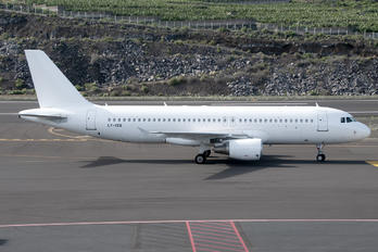 LY-VEB - Avion Express Airbus A320