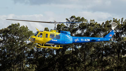 TI-AZM - Aérodiva Bell 205A