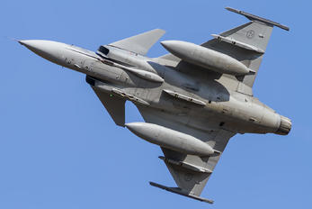 218 - Sweden - Air Force SAAB JAS 39C Gripen