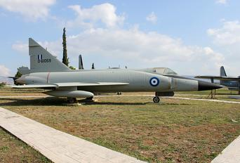 61059 - Greece - Hellenic Air Force Convair F-102 Delta Dagger