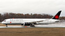 C-FSBV - Air Canada Boeing 787-9 Dreamliner aircraft