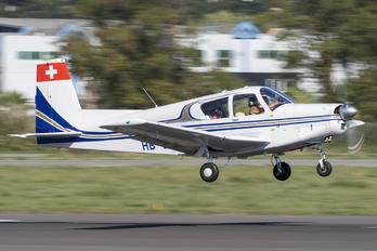 HB-ELP - Private SIAI-Marchetti S. 205