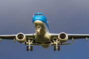 PH-EZT - KLM Cityhopper Embraer ERJ-190 (190-100) aircraft