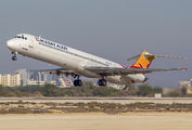 EP-LCM - Kish Air McDonnell Douglas MD-82 aircraft