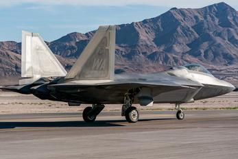 99-011 - USA - Air Force Lockheed Martin F-22A Raptor