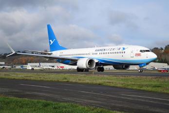 B-1136 - Xiamen Airlines Boeing 737-8 MAX