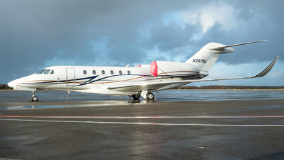 N387SL - Private Cessna 750 Citation X