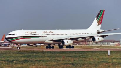 A40-LB - Gulf Air Airbus A340-300