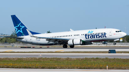F-GZHE - Air Transat Boeing 737-800