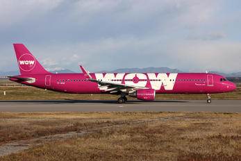 TF-WOW - WOW Air Airbus A330-300