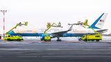 Rare USAF Boeing C-32A visit to Ottawa