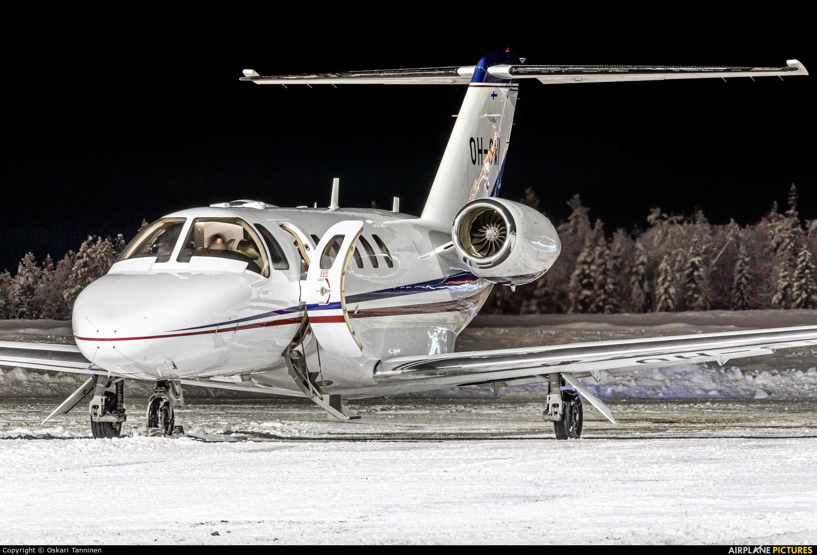 ScanWings OH-SWI aircraft at Kittilä