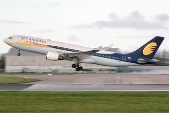 VT-JWP - Jet Airways Airbus A330-200