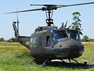AE-492 - Argentina - Army Bell UH-1H Iroquois