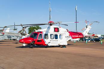 G-MCGW - UK - Coastguard Agusta Westland AW189