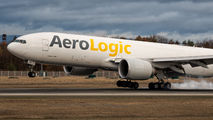 D-AALE - AeroLogic Boeing 777F aircraft
