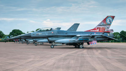 J-879 - Netherlands - Air Force General Dynamics F-16AM Fighting Falcon