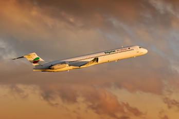 LZ-LDW - Bulgarian Air Charter McDonnell Douglas MD-82
