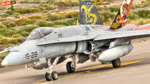 C.15-28 - Spain - Air Force McDonnell Douglas EF-18A Hornet aircraft