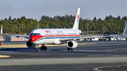B-9971 - China Eastern Airlines Airbus A321