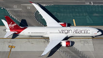 G-VFAN - Virgin Atlantic Boeing 787-9 Dreamliner aircraft