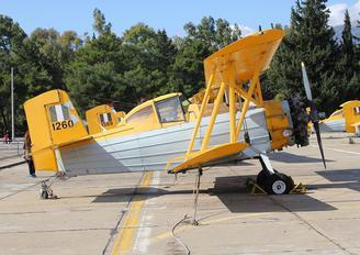 1260 - Greece - Hellenic Air Force Grumman G-164 Ag-Cat
