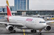 EC-LYF - Iberia Airbus A330-300 aircraft