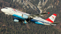 OE-LBU - Austrian Airlines/Arrows/Tyrolean Airbus A320 aircraft