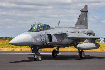 32 - Hungary - Air Force SAAB JAS 39C Gripen