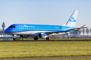 PH-EXS - KLM Cityhopper Embraer 170-200 STD aircraft