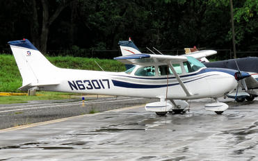 N63017 - Private Cessna 172 RG Skyhawk / Cutlass