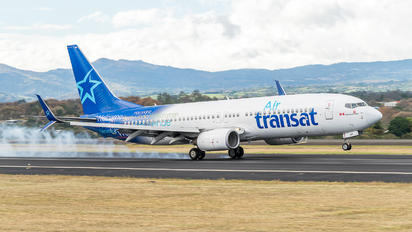 C-GTQG - Air Transat Boeing 737-800