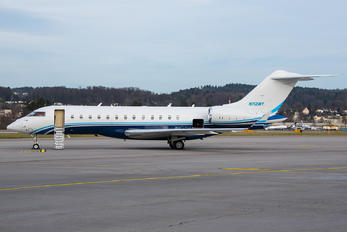 N112MY - Private Bombardier BD-700 Global Express