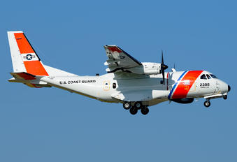 2308 - USA - Coast Guard Casa HC-144A Ocean Sentry