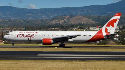 C-GEOU - Air Canada Rouge Boeing 767-300ER