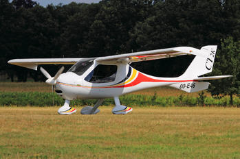 OO-E46 - Private Flight Design CT2K