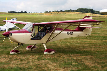 OO-D61 - Private Aeropro Eurofox 3K