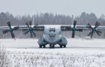 RF-09328 - Russia - Air Force Antonov An-22