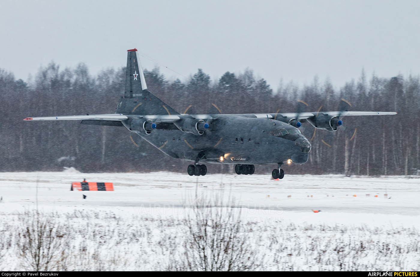 Russia - Air Force RF-94921 aircraft at Undisclosed Location
