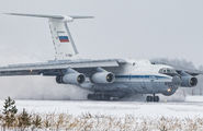 RA-76551 - Russia - Air Force Ilyushin Il-76 (all models) aircraft