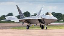 09-4180 - USA - Air Force Lockheed Martin F-22A Raptor aircraft