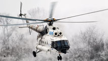 YL-HMT - Private Mil Mi-8MT aircraft