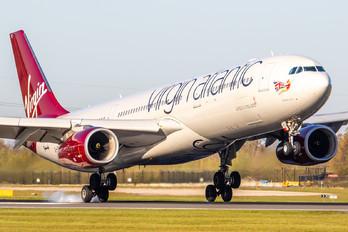 G-VUFO - Virgin Atlantic Airbus A330-300