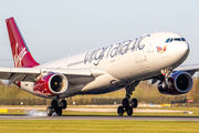 G-VUFO - Virgin Atlantic Airbus A330-300 aircraft