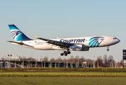 SU-GCJ - Egyptair Airbus A330-200 aircraft