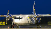 UR-CQD - Vulkan Air Antonov An-26 (all models) aircraft